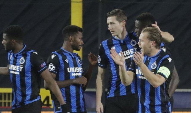 Ligue des Champions : le Club Bruges essaie de croire à l'exploit face au PSG