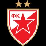 Le logo de l'Etoile Rouge de Belgrade