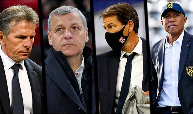 Ligue 1 : les entraîneurs montent au créneau face à Pablo Longoria
