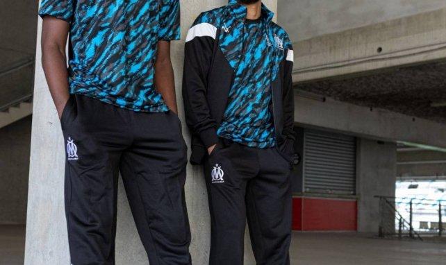 Puma dévoile la collection Iconic aux couleurs de l'OM