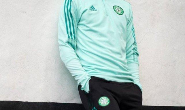 Adidas lance la nouvelle collection training du Celtic FC