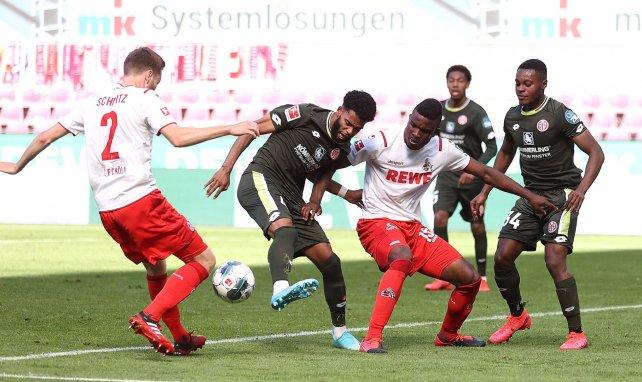 Cologne et Mayence se neutralisent — Bundesliga