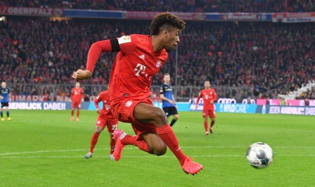 Bayern Munich : Kingsley Coman joue avec le feu