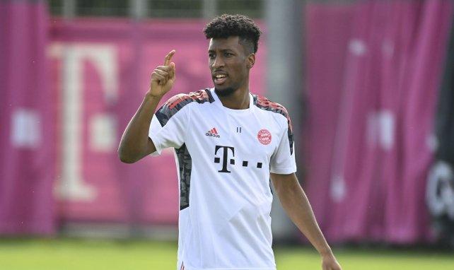 Bayern Munich : Kingsley revient à l'entraînement après son opération au cœur