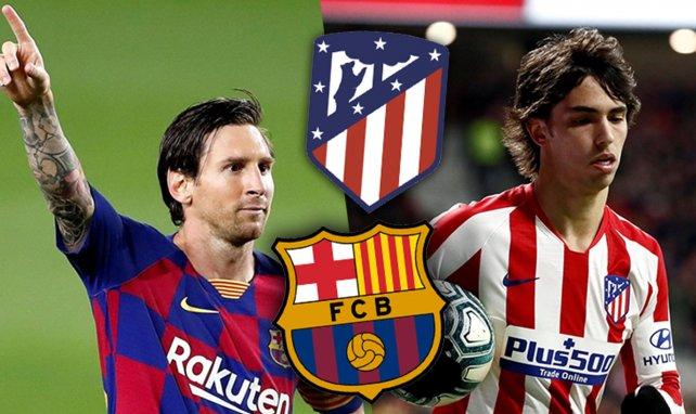 Messi et Félix devraient être alignés ce soir