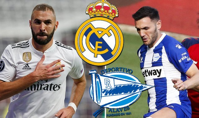 Real Madrid-Deportivo Alavés : les compositions officielles