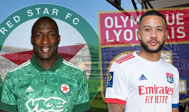Red Star-OL : les compositions probables