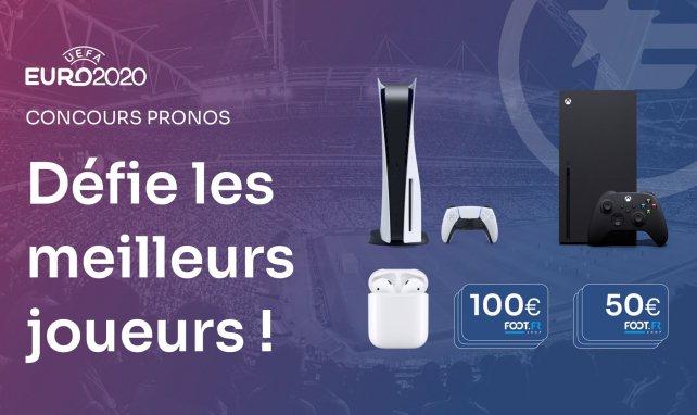 Concours pronos Euro 2020