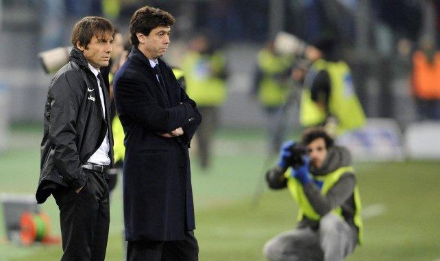 Serie A : Andrea Agnelli félicite l'Inter