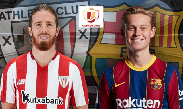 Athletic Bilbao - FC Barcelone : les compositions probables