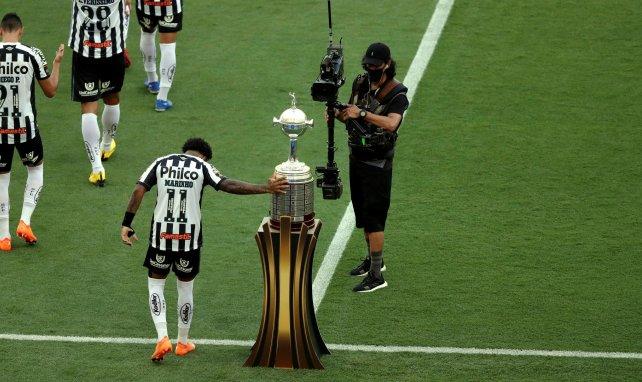 Copa Libertadores : Palmeiras remporte la finale contre Santos au bout du suspense