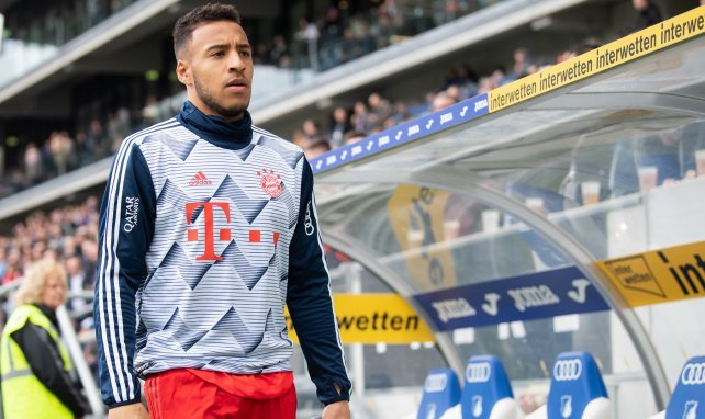 Bayern : Hansi Flick cartonne (un peu) Corentin Tolisso