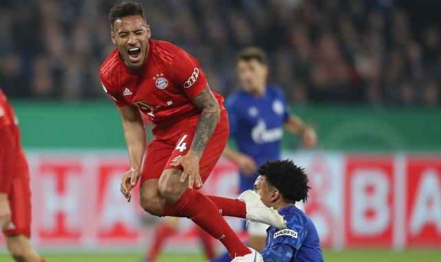 Corentin Tolisso au Bayern Munich