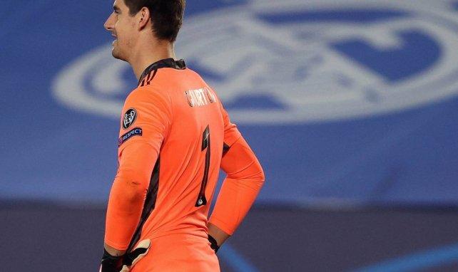 Vidéo : la nouvelle erreur de Thibaut Courtois avec le Real Madrid