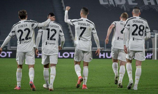 Serie A : la Juventus retrouve le chemin de la victoire grâce à Ronaldo