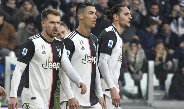La Juve songe à se séparer de Cristiano Ronaldo, Aaron Ramsey et Adrien Rabiot
