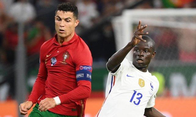 Portugal : Cristiano Ronaldo égale le record de buts d'Ali Daei en sélection