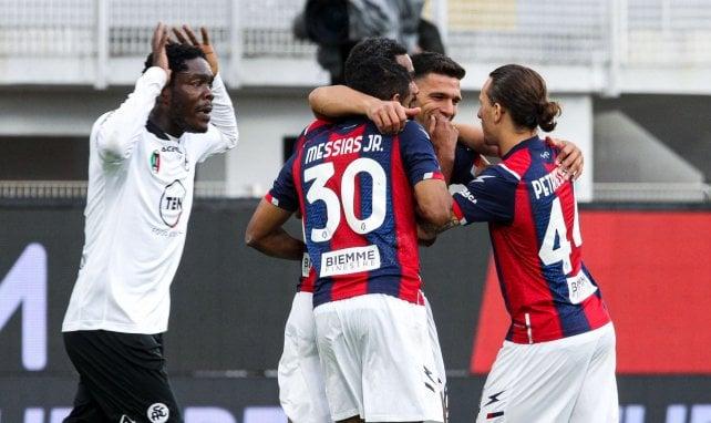 Serie A : la Spezia arrache la victoire face à Crotone