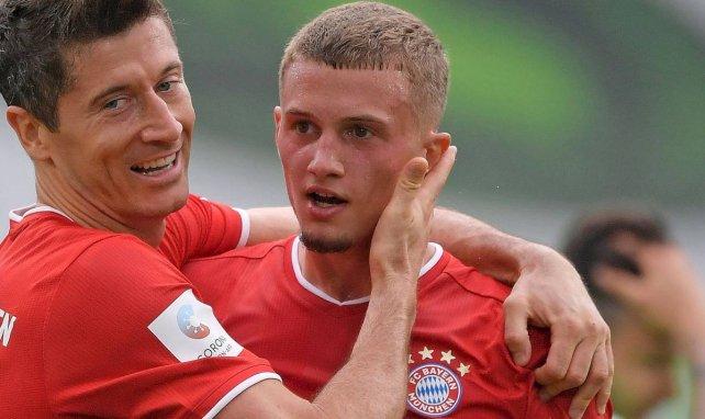 Bayern : altercation entre Robert Lewandowski et Michaël Cuisance à l'entraînement ?