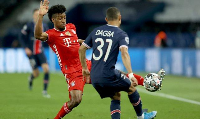 PSG-Bayern : Colin Dagba a répondu présent