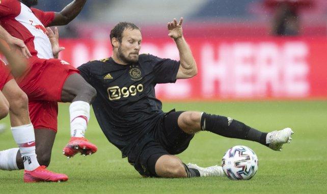 Daley Blind avec l'Ajax