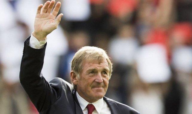 Kenny Dalglish ancien manager de Liverpool