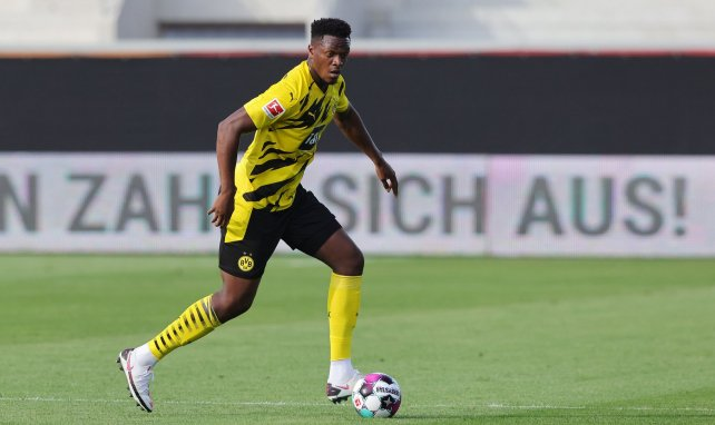 Le Borussia Dortmund toujours sans Dan-Axel Zagadou