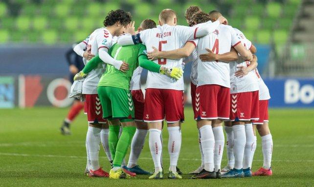 Les Danois à l'Euro Espoirs