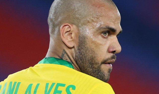 Brésil : Dani Alves vise la Coupe du Monde 2022