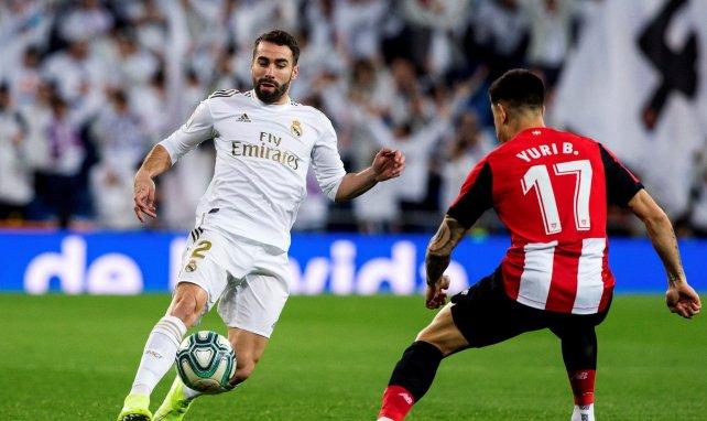 Le Real Madrid blinde Dani Carvajal