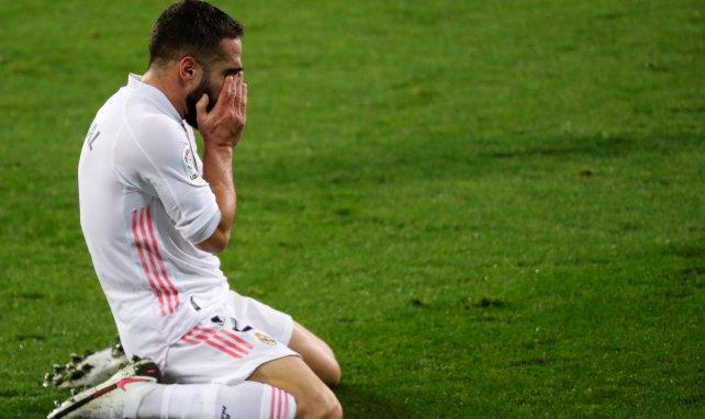 Real Madrid : Dani Carvajal, un cauchemar qui recommence ?
