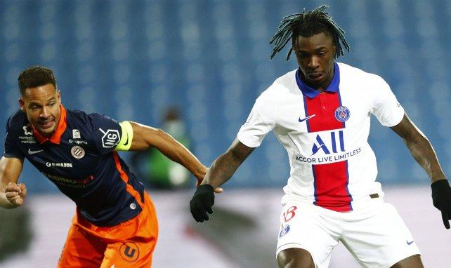 L1 : le PSG retrouve la victoire en championnat en disposant de Montpellier