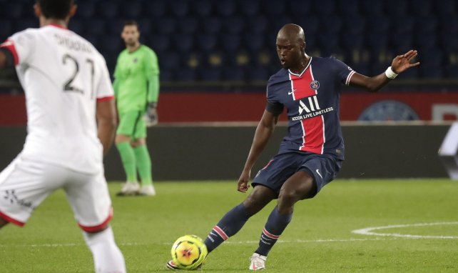 Dijon - PSG : la réaction à chaud de Danilo