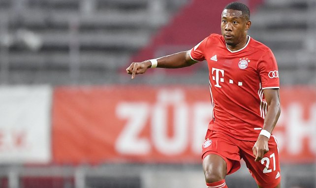 Bayern : la prolongation de David Alaba en mauvaise voie ?