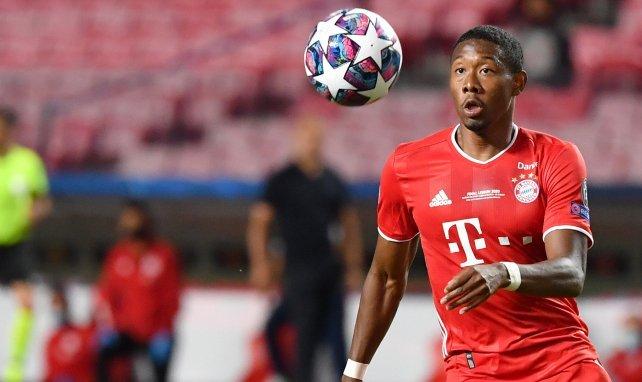 Comment le Bayern Munich veut enterrer la hache de guerre avec David Alaba