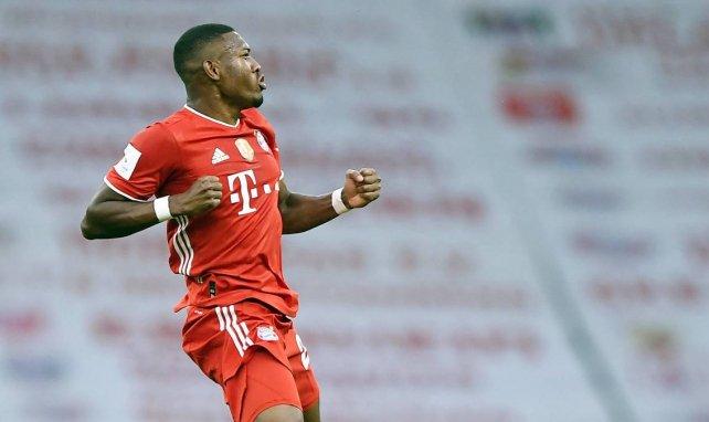 Bayern Munich : des avancées positives dans le dossier David Alaba