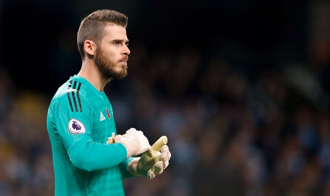 Le PSG attentif à la situation de David De Gea ?