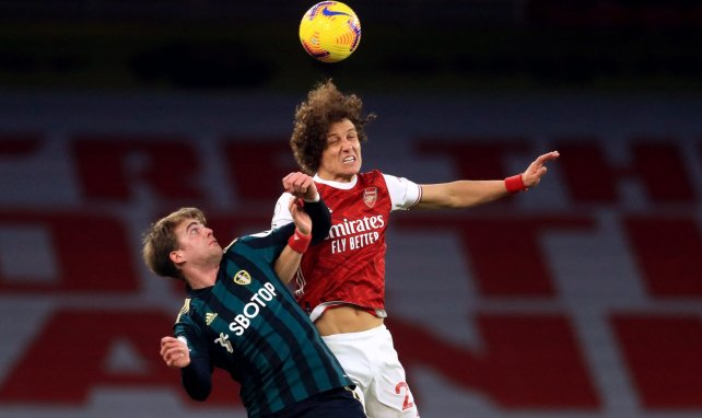 Arsenal : David Luiz va partir