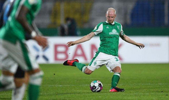 Davy Klaassen avec le Werder Brême