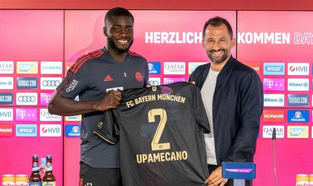 Bayern : Lucas Hernandez encense Dayot Upamecano
