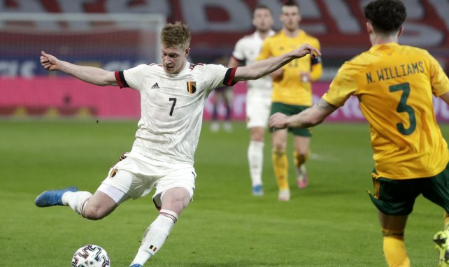 Euro 2020, Belgique : Kevin De Bruyne sur le retour