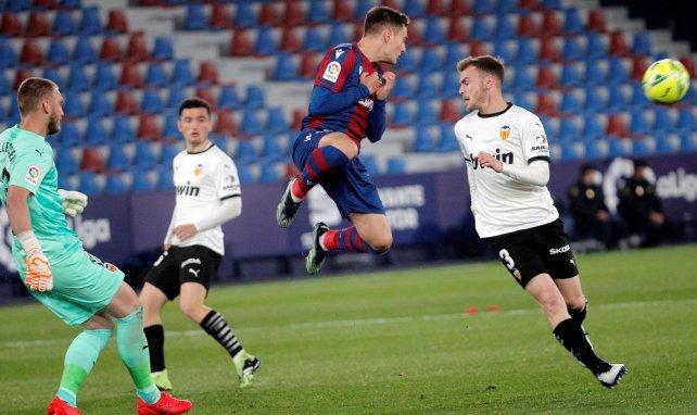 Liga : Levante s'impose dans la douleur face à Eibar