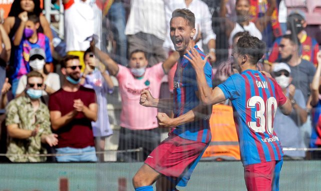 Liga : le FC Barcelone renoue avec la victoire et gifle Levante