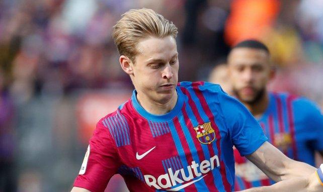 FC Barcelone : Frenkie de Jong, c'est quoi le problème ?