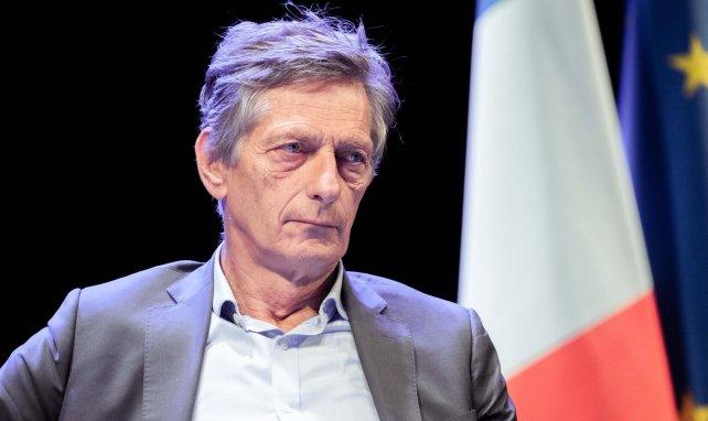 Nicolas de Tavernost patron du groupe M6
