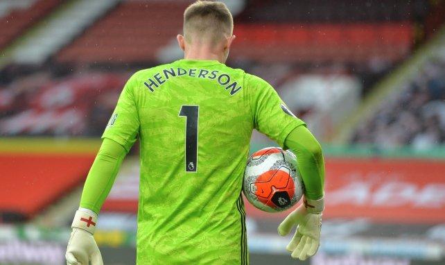 Manchester United : Dean Henderson veut être prêté cet hiver