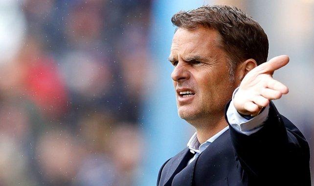 Pays-Bas : Frank de Boer nommé sélectionneur !