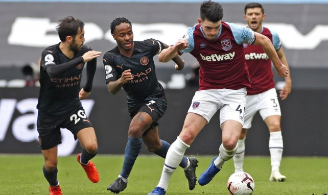 Premier League : accroché par West Ham, Manchester City perd encore des points