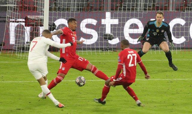 Kylian Mbappé inscrit son deuxième but face au Bayern