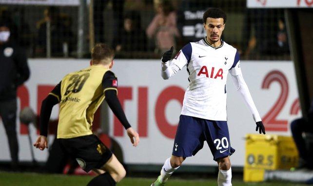 Tottenham : Mourinho encense Dele Alli